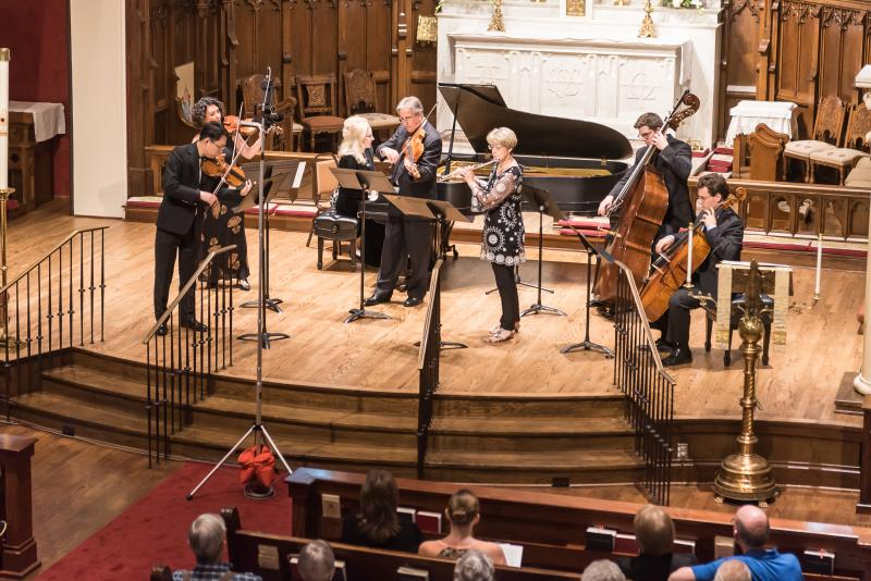 Brightmusic Chamber Ensemble @ St. Paul's Cathedral | Oklahoma City | Oklahoma | United States